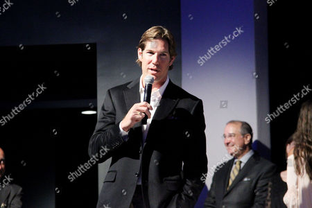 Editorial photo of New York Premiere of Amazon Studios and Open Road's 'Gleason' Hosted by JPMorgan Chase & Co., Sports Illustrated, & The MMQB, After Party, USA - 18 Jul 2016