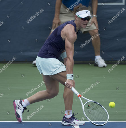Editorial image of Citi Open tennis, Washington DC, USA - 18 Jul 2016