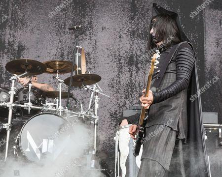 Stock Photo of Marilyn Manson - Twiggy Ramirez