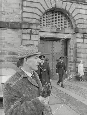 Stock Image of Gordon Chambers Governor Of Durham Jail. Siege Story. Box 677 705041650 A.jpg.