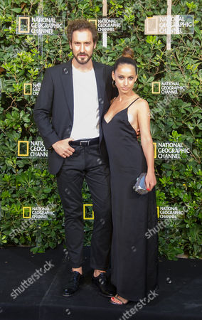 Editorial photo of National Geographic Channel 15th Anniversary party, Madrid, Spain - 14 Jul 2016