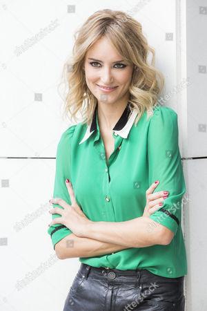 Stock Photo of Alba Carrillo