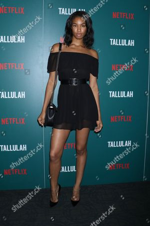 Editorial image of 'Tallulah' Netflix special film screening, New York, USA - 19 Jul 2016