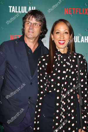 Paul van Ravenstein and Pat Cleveland