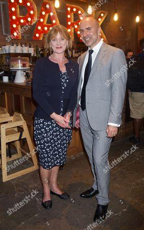 Samantha Bond & Gary Condes (Director)