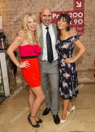 Editorial picture of 'Some Girl(s)' Theatre production opening night, London, UK - 19 Jul 2016