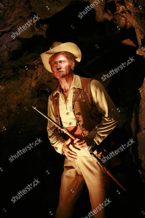 Chuck Connors from the movie Rifleman
