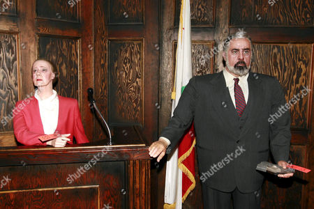 Stock Picture of Raymond Burr from TV series Perry Mason
