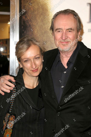 Iya Labunka and Wes Craven