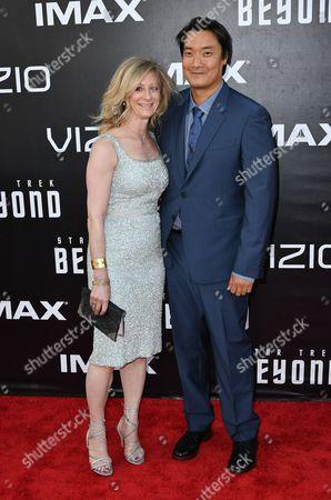 Editorial image of 'Star Trek Beyond' film premiere, Arrivals, Comic-Con International, San Diego, USA - 20 Jul 2016