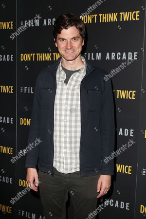 Editorial picture of New York Premiere of The Film Arcade and Cold Iron Pictures 'Don't Think Twice',  USA - 20 Jul 2016