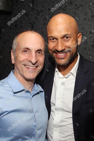 Stock Photo of Seth Barrish and Keegan-Michael Key