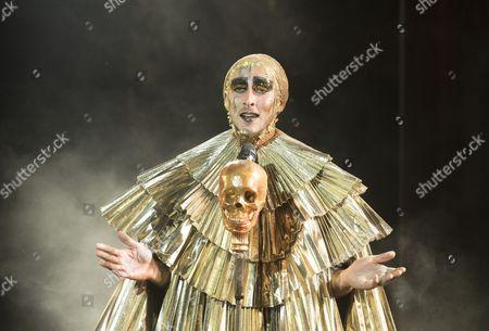 Peter Caulfield as Herod