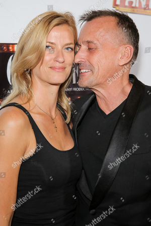 Robert Knepper and guest