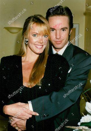 Actor Shaun Cassidy With His Wife Ann Cassidy. Box 674 1124031611 A.jpg.