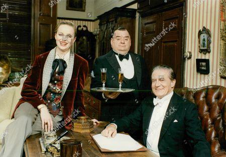 Television Programme: You Rang M'lord. Kate Rabett Paul Shane And Donald Hewlett. Box 674 1124031614 A.jpg.