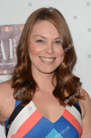 Editorial photo of 'Cabaret' opening night, Pantages Theatre, Los Angeles, USA - 20 Jul 2016