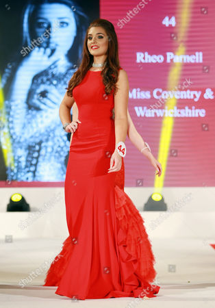 Stock Picture of 44 Rheo Parnell Miss Coventry & Warwickshire 2016 Age 17