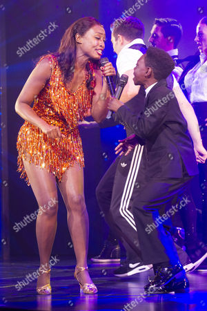 Editorial image of 'The Bodyguard' musical, Dominion Transfer, London, UK - 21 Jul 2016