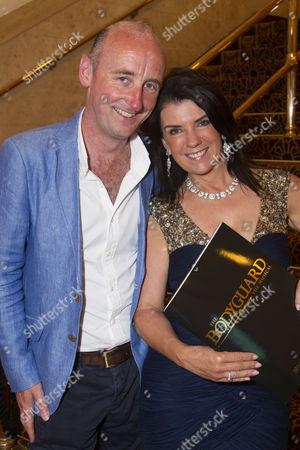 Jack Harries and Dr Dawn Harper