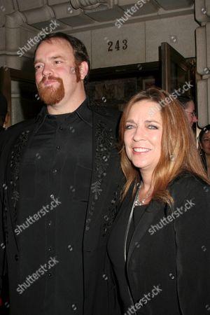 John Carter Cash and Carlene Carter