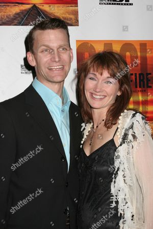 Jarrod Emick and Lari White