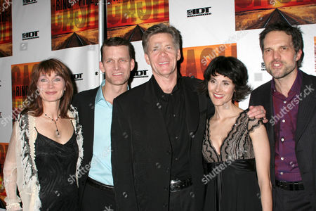 Lari White, Jarrod Emick, Jason Edwards, Beth Malone, Jeb Brown