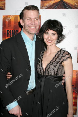 Editorial image of OPENING OF 'RING OF FIRE' MUSICAL AT THE ETHEL BARRYMORE THEATRE, NEW YORK, AMERICA - 12 MAR 2006