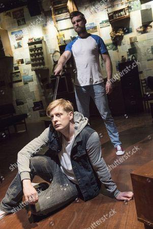 Mike Evans as Bogeyman, Gerard McCarthy as David,