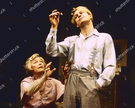 Editorial image of 'Night Must Fall' Play performed at the Theatre Royal Haymarket, London, UK 1996, 14 Jul 2016
