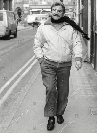 Peter Adamson The Coronation Street Actor Who Was Recently Sacked From The Tv Show For Breach Of Contract. He Is Due To Appear In Theatrical Play 'dial M For Murder. Box 680 72604166 A.jpg.
