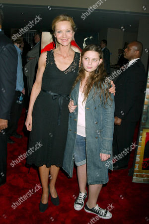 Joan Allen and her daughter Sadie Friedman