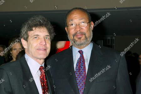 Alan Horn, President and CEO of Warner Brothers and Dick Parsons