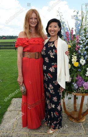 Olivia Inge and Beatrix Ong