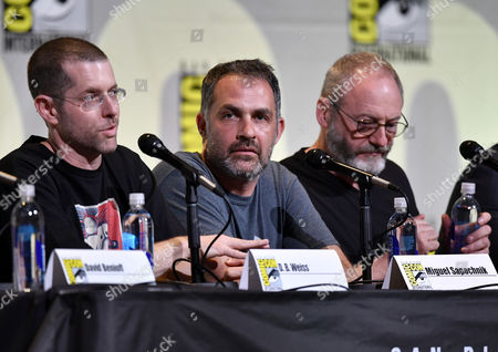 D. B. Weiss and Miguel Sapochnik and Liam Cunningham