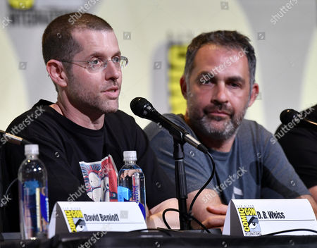 D. B. Weiss and Miguel Sapochnik