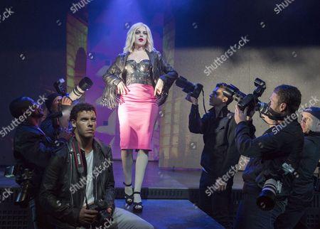 David Albery as Jimmy, Niamh Perry as Pandora