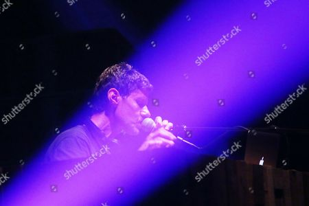 D.J. Mike Diamond., founding member of the Beastie Boys A.K.A Michael Diamond performs in the Parlor, Panorama Music Festival