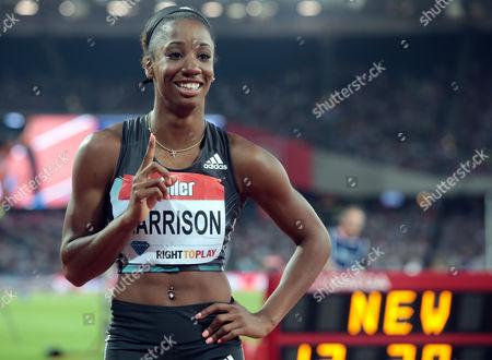 Kendra Harrison USA