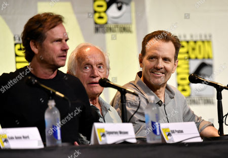 Bill Paxton, Lance Henriksen and Michael Biehn