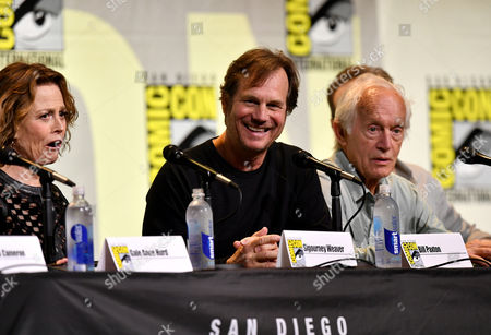 Editorial image of 'Aliens' 30th Anniversary panel, Comic-Con International, San Diego, USA - 23 Jul 2016