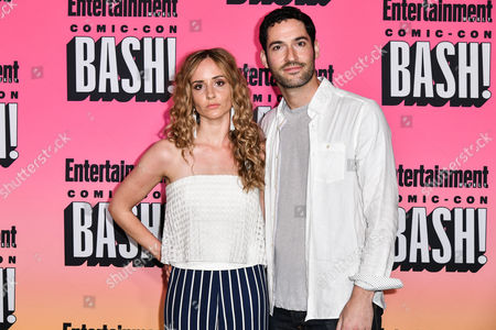 Editorial picture of Entertainment Weekly Comic-Con Bash!, Comic-Con International, San Diego, USA - 23 Jul 2016