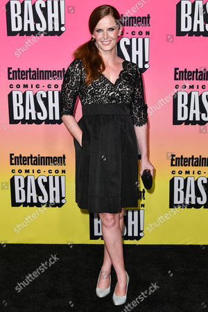 Stock Image of Rebecca Mader