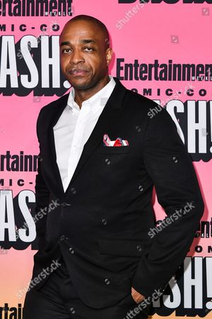 Editorial image of Entertainment Weekly Comic-Con Bash!, Comic-Con International, San Diego, USA - 23 Jul 2016