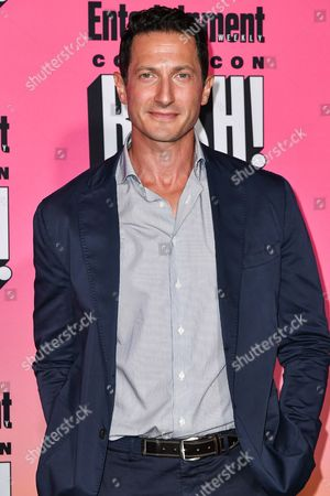 Stock Picture of Sasha Roiz