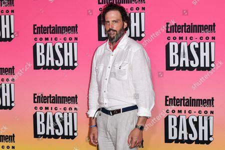 Editorial image of Entertainment Weekly Comic-Con Bash!, Comic-Con International, San Diego, USA - 23 Jul 2016