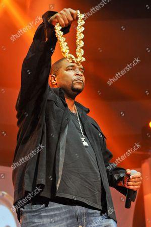 Rapper Sir Mix-a-Lot