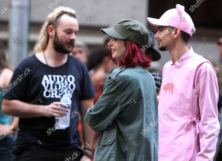 Daniel Henshall, Lily Collins, Devon Bostick