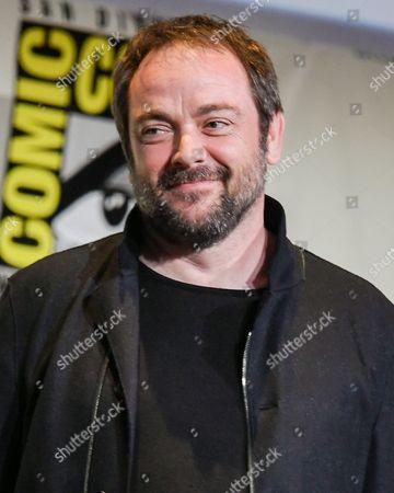 Editorial image of 'Supernatural' TV series panel, Comic-Con International, San Diego, USA - 24 Jul 2016