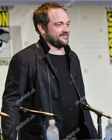 Stock Image of Mark A Sheppard